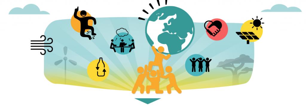 Importancia de trabajar en proyectos sociales.